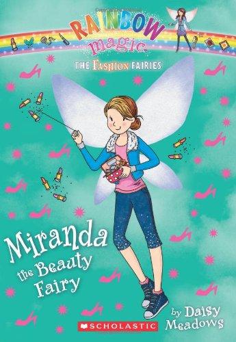 Read Online The Fashion Fairies #1: Miranda the Beauty Fairy: A Rainbow Magic Book PDF