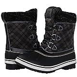 #9: Globalwin Women's 1833 Winter Snow Boots