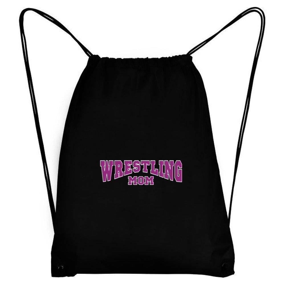 Teeburon Wrestling MOM Sport Bag