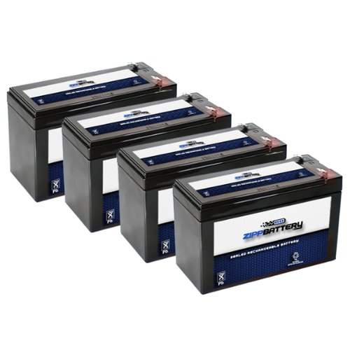 12V 9AH SLA Battery for Razor e200 / e200s / e225 / e300 / e300s / e325-4PK (E300 Scooter Best Price)