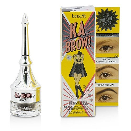 benefit ka brow cream gel brow color with brush 4 medium import it all. Black Bedroom Furniture Sets. Home Design Ideas