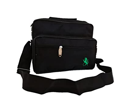 987c27deb454b Buy Tanishka Cross Body Sling Shoulder Side Bag for Men Women Multipurpose  (Black) (15 liters) Online at Low Prices in India - Amazon.in