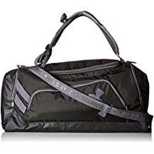 Under Armour Storm Undeniable Backpack Duffle – Medium, Black/Black, One Size