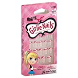 Little Fing'rs Girlie Nails Stick-On Nails, 24 ct. by Little Fingrs