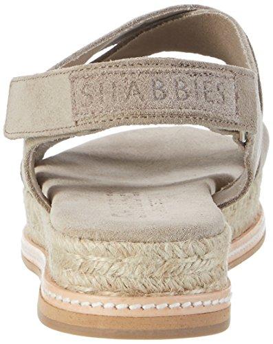 Fußbett Sandale Amsterdam Sandalias Beige Mujer Taupe Shabbies Mit Shabbies qTUZPwf