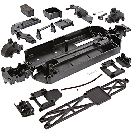 Kyosho Front Bumper (Kyosho 1/10 Dirt Hog 4WD RS CHASSIS, RECEIVER BOX, FRONT BUMPER & GEAR COVER)