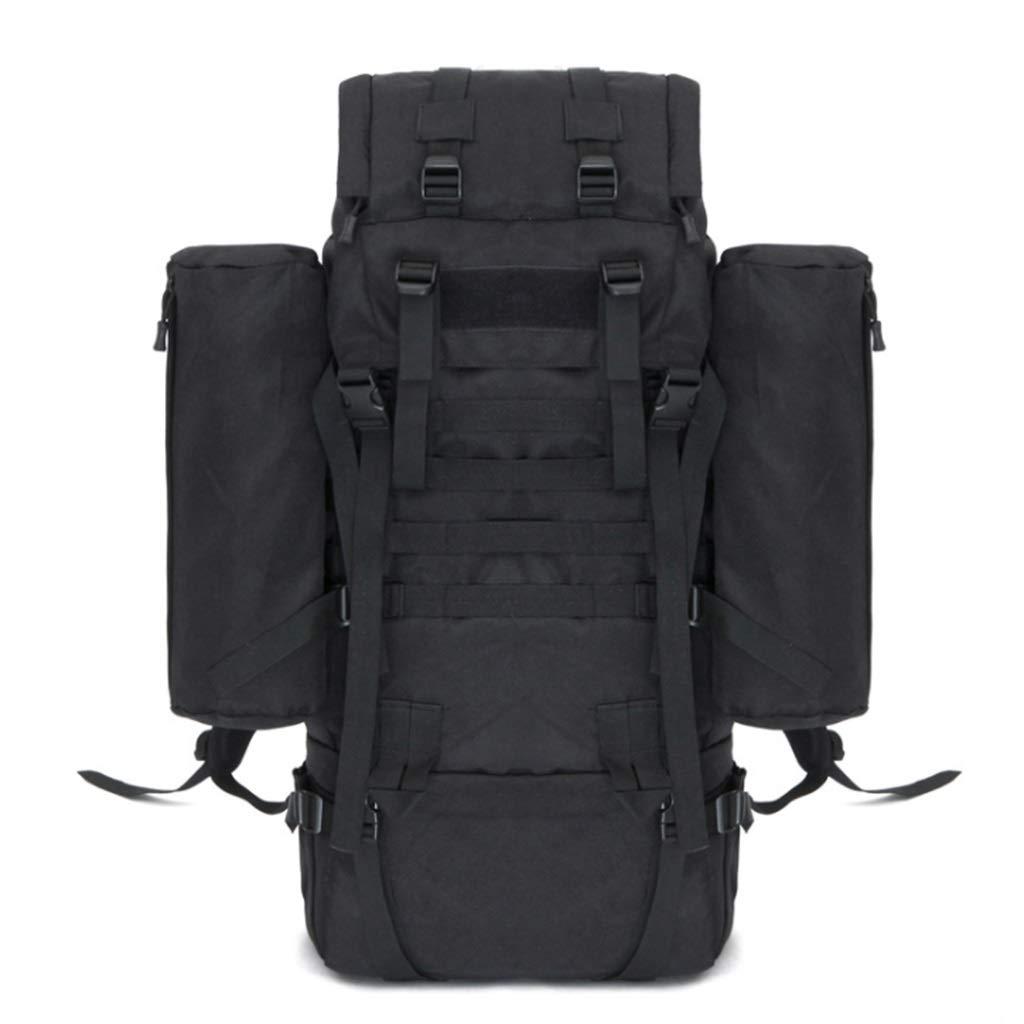 ZYY Taktische Tasche, Outdoor Große Kapazität Bergsteigenbeutel Multifunktionsreise Wandern Bag Army Fan Kombination Große Umhängetasche
