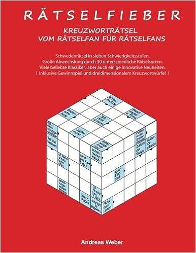Book Rätselfieber: Kreuzworträtsel vom Rätselfan für Rätselfans
