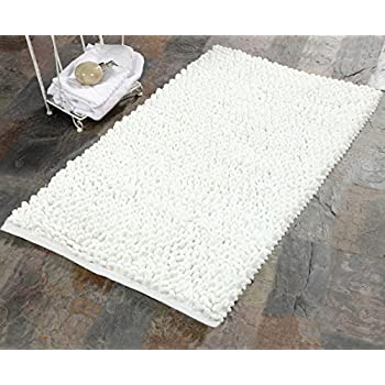 Amazon Com Saffron Fabs Bath Rug Cotton And Microfiber