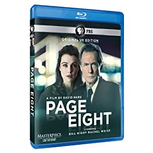 Masterpiece Contemporary: Page Eight [Blu-ray]