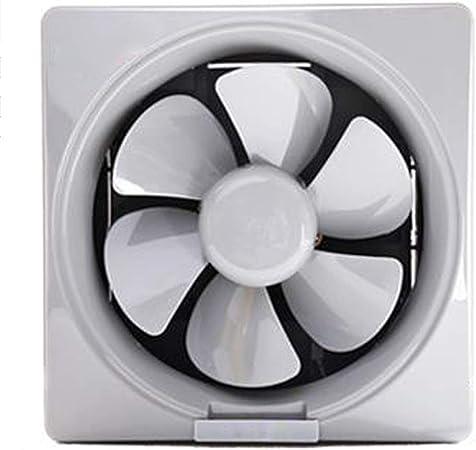 Ventilador Extractor Ventiladores de extracción Ventilador de ventilación de bajo Ruido Tipo de Ventana hogar ...