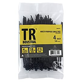 TR Industrial Multi-Purpose Cable Ties
