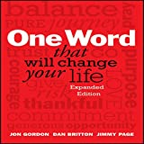 Bargain Audio Book - One Word That Will Change Your Life  Expa