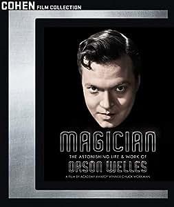 Magician: Astonishing Life & Work of Orson Welles [Blu-ray] [Import]