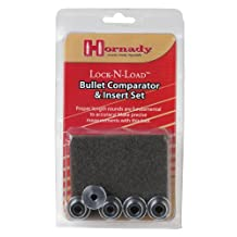 Hornady Lock N Load Comparator Set Body & 6 Inserts