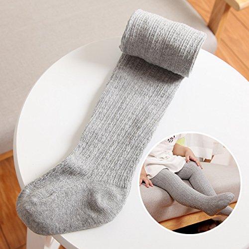 Pour Enfant Automne Fille Tights Hiver Ahatech Gris Stocking Pantyhose Bébé Collant Rp0RTAq