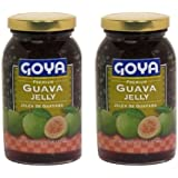 Goya Guava Jelly 17oz (Pack of 2)