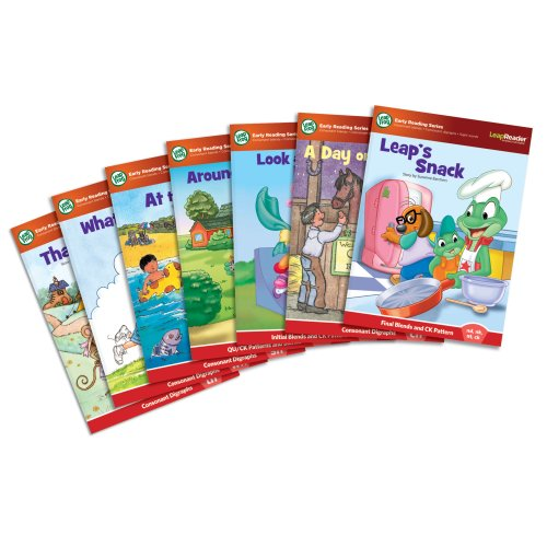 LeapFrog LeapReader Learn to Read, Volume 3 (works with Tag)