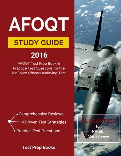 AFOQT Study Guide 2016: Test Prep & Prac - Air Guide Shopping Results