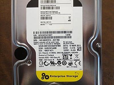 """Western Digital 1 TB 3.5"""" Internal Hard Drive - WD1003FBYX"""