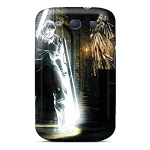 Samsung Galaxy S3 Vqi6536wEyK Unique Design Stylish Dark Souls Series Shock Absorbent Cell-phone Hard Cover -EricHowe