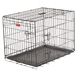 Cheap Lucky Dog 2 Door Dog Kennel (36-inch)