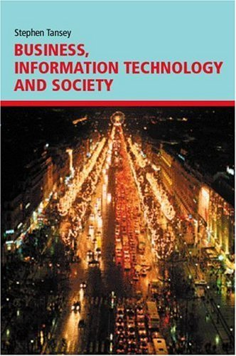 Download Business, Information Technology and Society Pdf