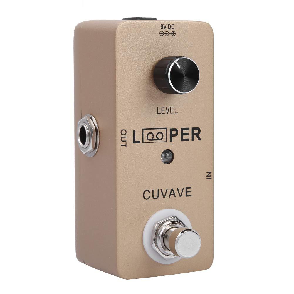 Durable Mini Looper Pedal Electric Guitar Effect Guitar Accessories