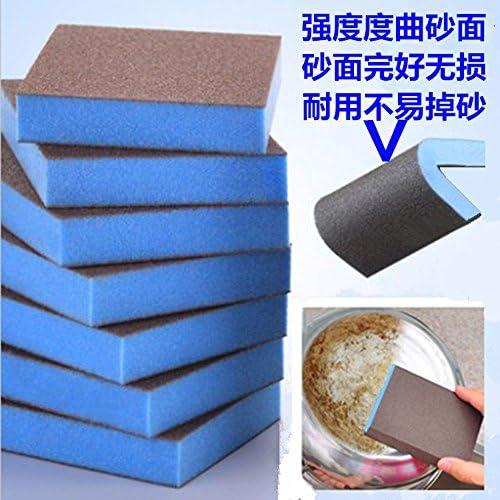 Strong Magic Sponge Cleaning Brush Dish Washing Kitchen Pot Pan Cleaner