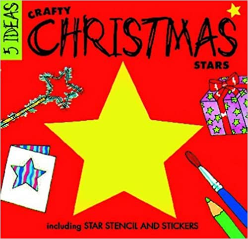 Crafty Christmas Stars (Five Ideas) by Clare Beaton (1998-09-01)