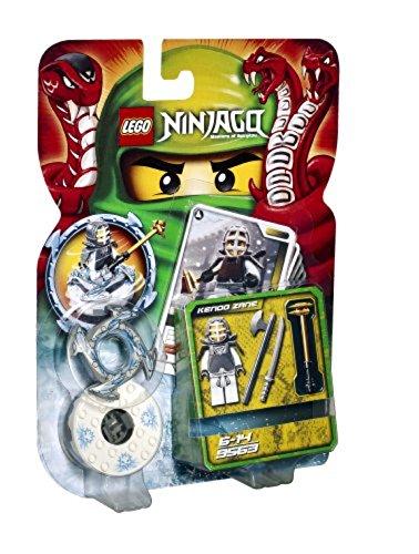 LEGO Ninjago 9563 - Kendo Zane: Amazon.es: Juguetes y juegos