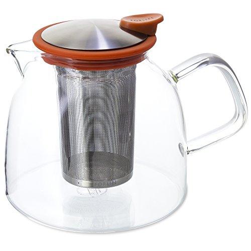 forlife teapot orange - 9