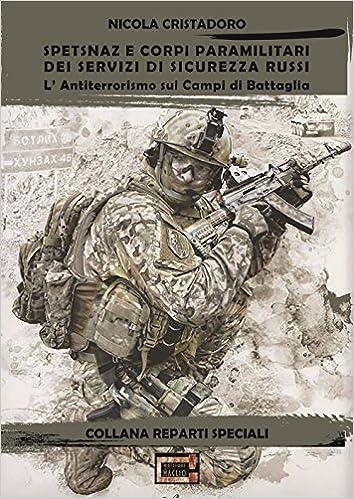 it Spetsnaz Amazon Servizi di dei corpi paramilitari e Sicurezza 4CnvxqZwF6