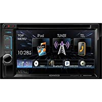 Kenwood DDX372BT Double DIN Bluetooth In-Dash DVD/AM/FM Receiver