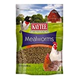 Kaytee Dried Mealworms for Chickens and Wild Birds