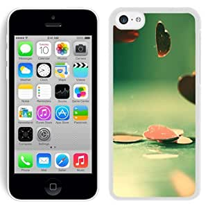 New Beautiful Custom Designed Cover Case For iPhone 5C With Rebound Hearts (2) Phone Case