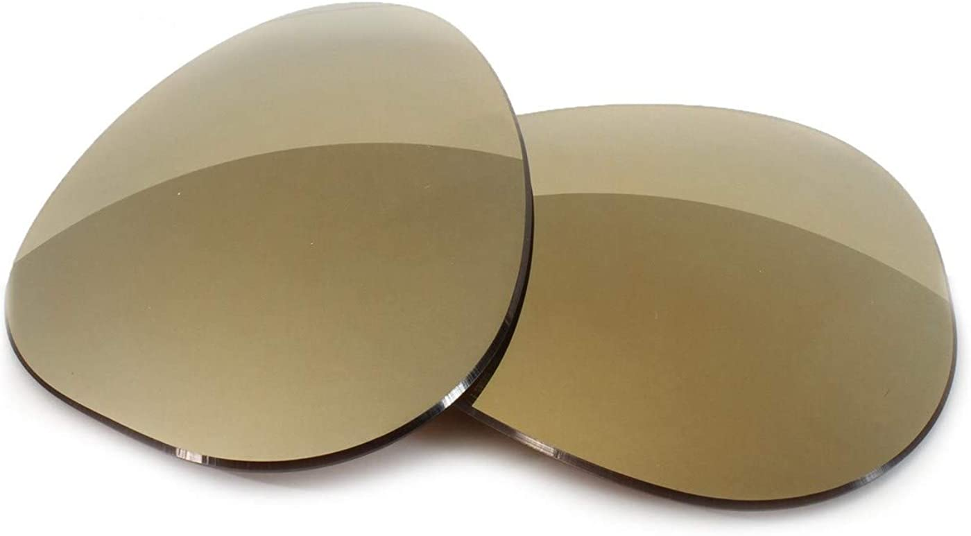 Fuse Lenses Polarized Replacement Lenses for Coach HC 8380 Darcy