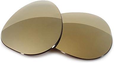 Fuse Lenses Non-Polarized Replacement Lenses for Electric Bourbon