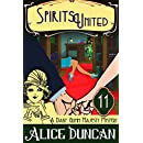 Spirits United (A Daisy Gumm Majesty Mystery, Book 11)