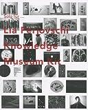 Solo for Lia Perjovschi: Knowledge Museum Kit, Angelika Nollert, 3869842857