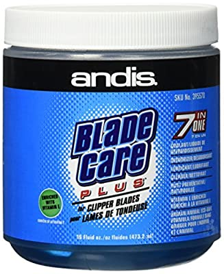 Andis. Blade Care Plus Dip Jar, 16 oz