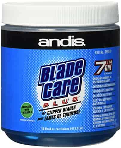 Andis Blade Care Plus Dip Jar, 16 oz