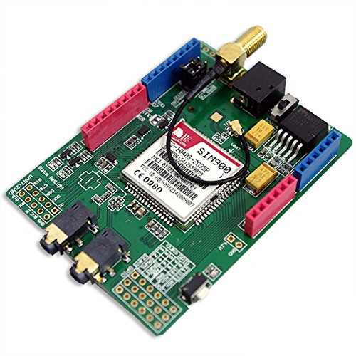 Geeetech SIMCOM SIM900 Quad-band GSM GPRS Shield Development