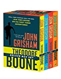 Theodore Boone Box Set (Kid Lawyer / The Abduction / The Accused / The Activist)