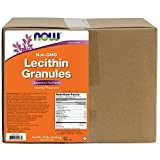 Now Supplements, Lecithin Granules, 10-Pound
