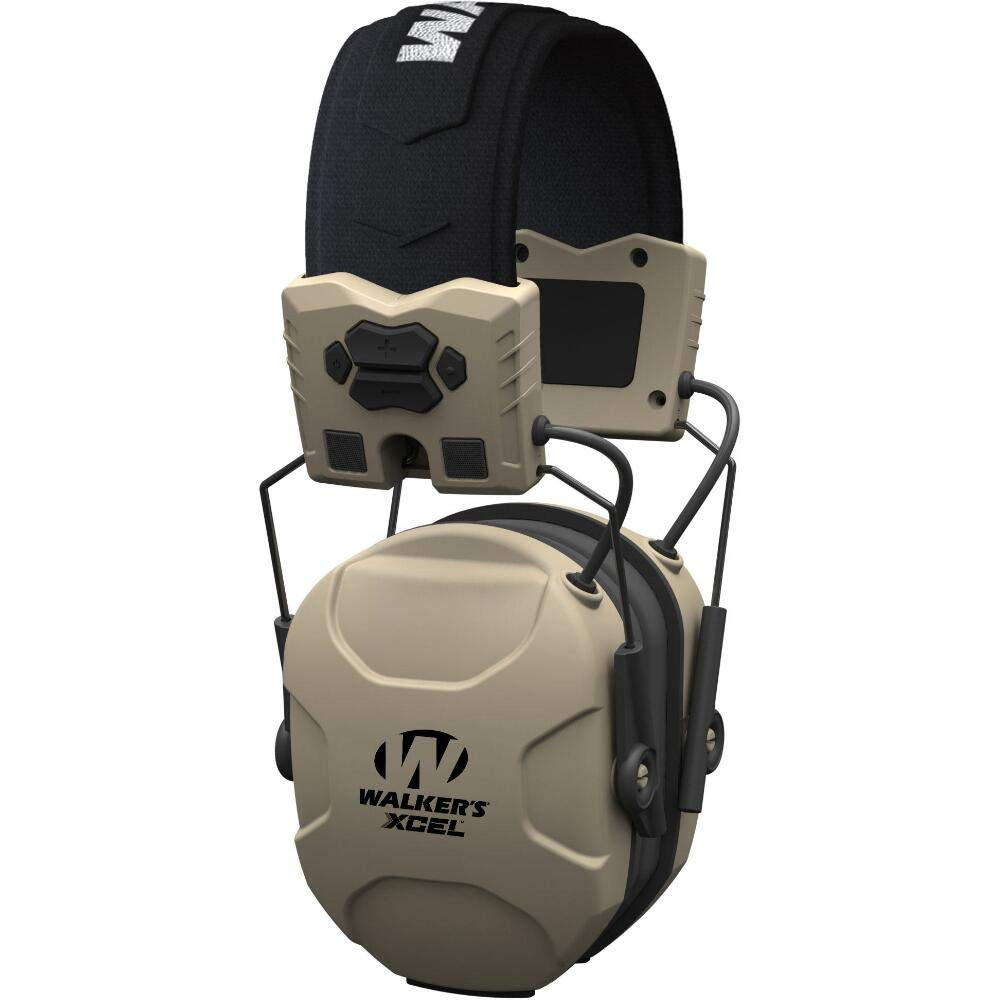 Amazon.com : Walkers XCEL Digital GWP-XSEM-BT Electronic Muff Voice Clarity, Bluetooth : Sports & Outdoors