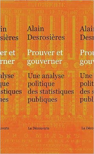 Download Prouver et gouverner pdf, epub ebook