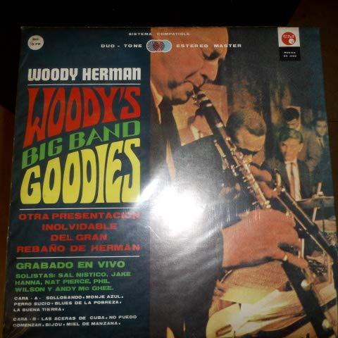 Woody Alternative dealer Herman – Woody's Big Goodies Tulsa Mall Band Circul Label: