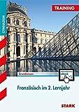 Training Gymnasium - Französisch 2. Lernjahr