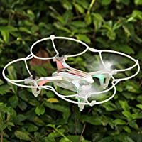Ounice Mini RC Quadcopter 2.4GHz 4CH 6-Axis Gyro 3D UFO Drone With 2.0MP HD Camera